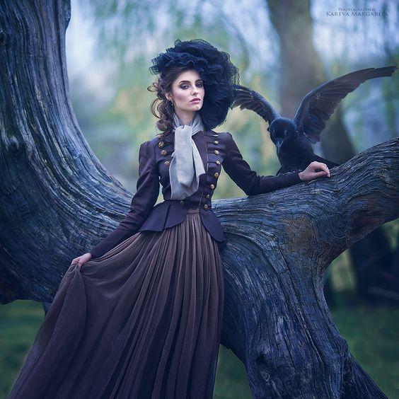 Как создать модный винтажный образ