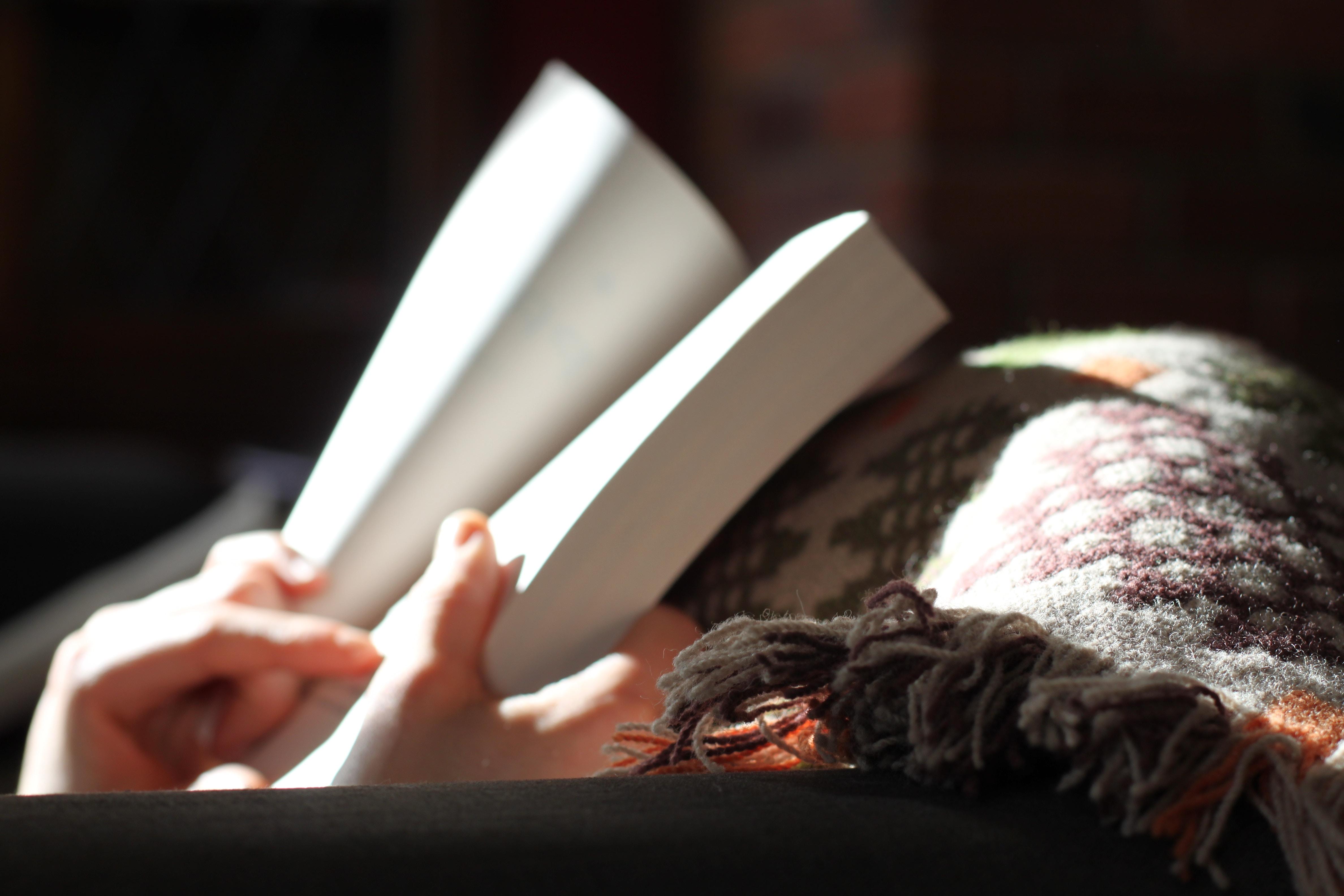 Чтение книг как хобби