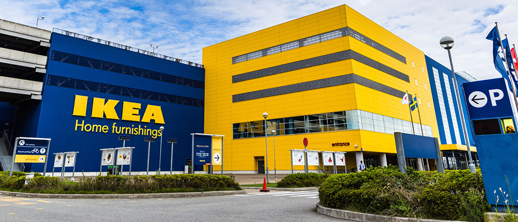 как создать бренд похожий на IKEA