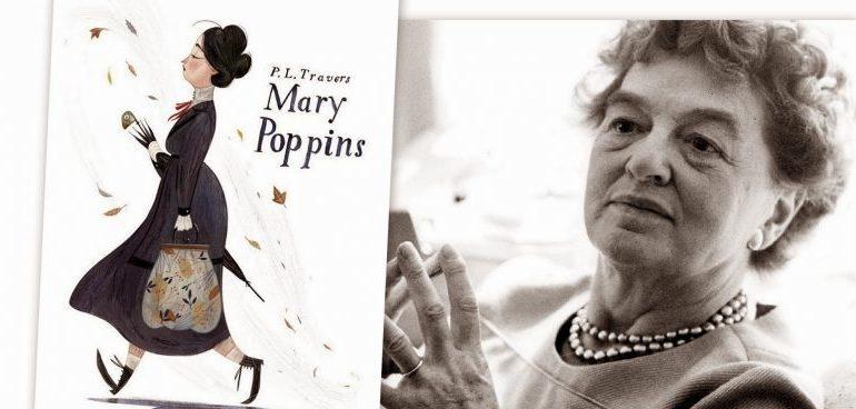 Чего мы не знаем о создательнице Мэри Поппинс?