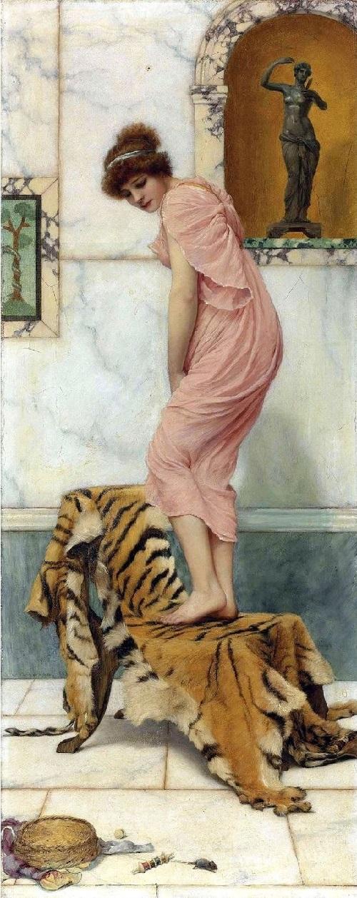 картина Джона Уильяма Годварда