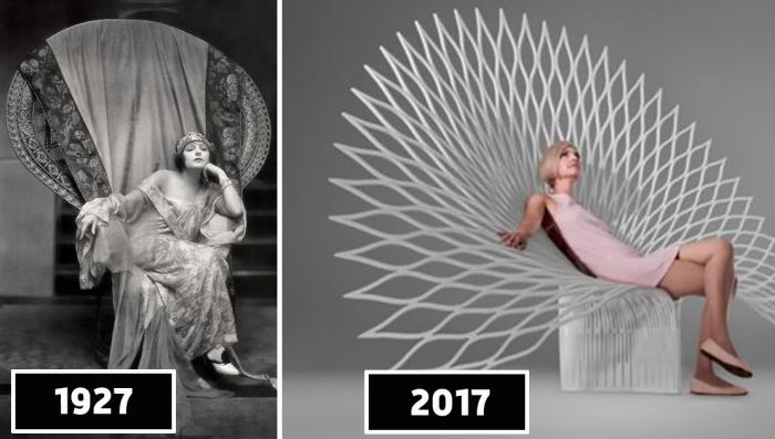 Кресло Peacock: почувствуй свою важность!