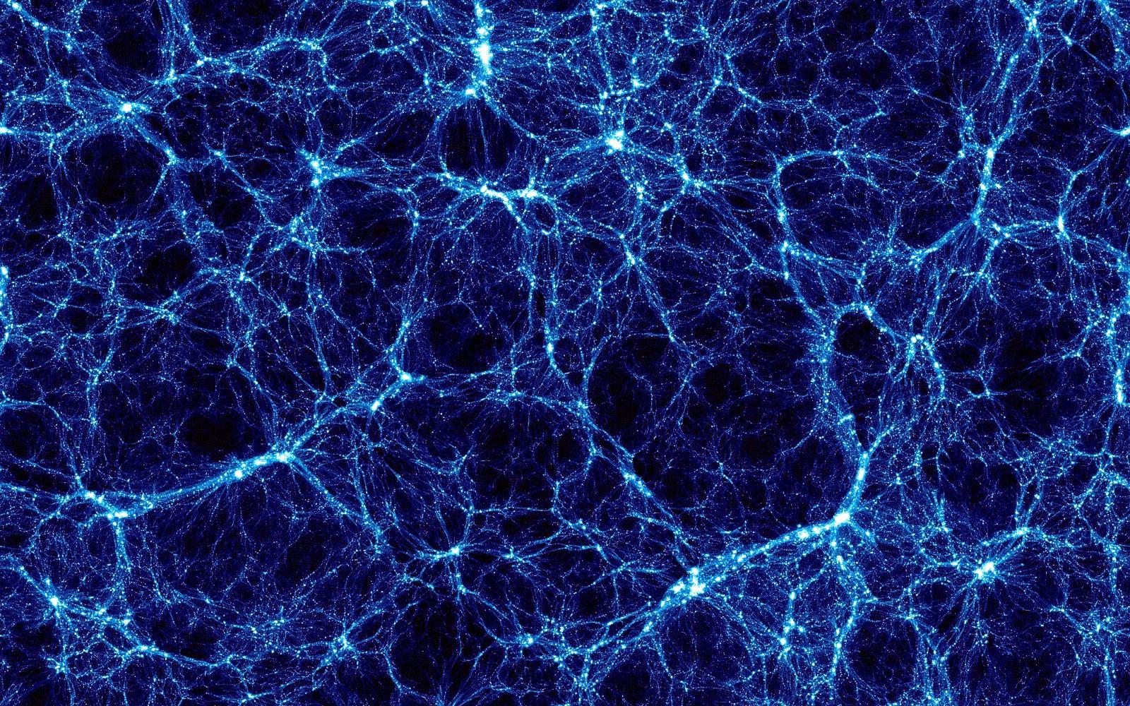 тёмная энергия, тайны физики