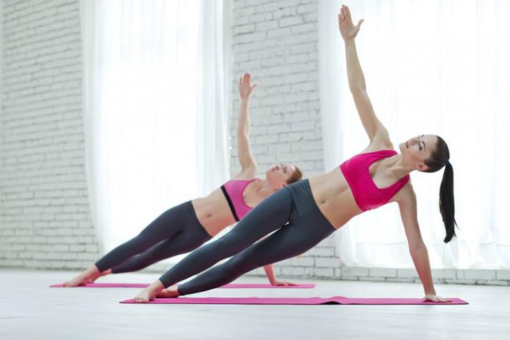 пилатес и лечебная физкультура
