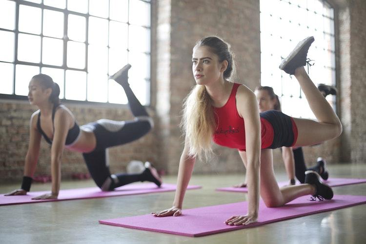 пилатес и йога
