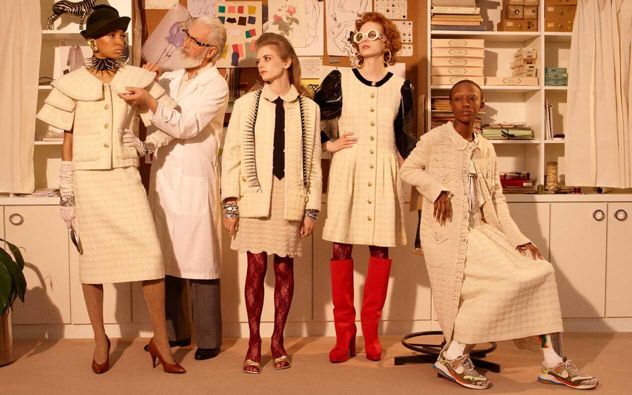 Одежда от бренда Гуччи