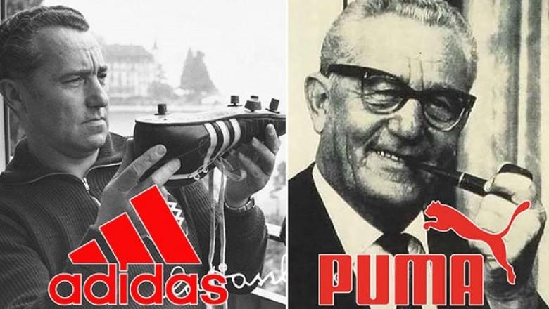 история бренда Adidas