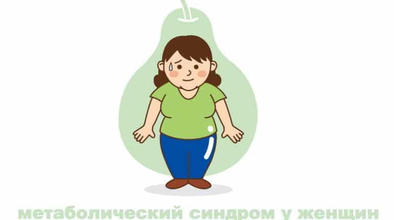 Что такое метаболический синдром