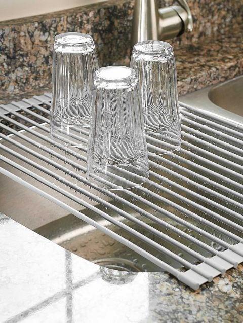 Решётка-сушилка для посуды