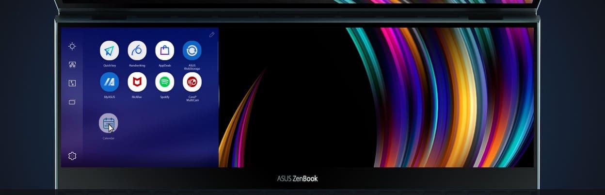 Возможности ZenBook Pro Duo