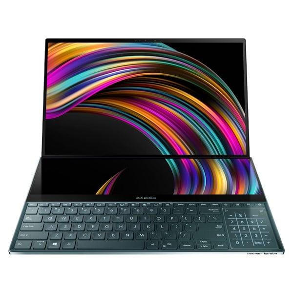 Новинка ноутбук ASUS ZenBook Pro Duo UX581