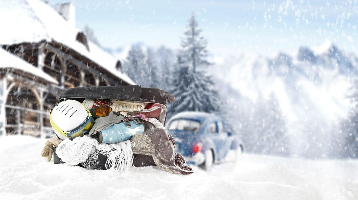 Какое снаряжение необходимо брать для катания на лыжах без травм