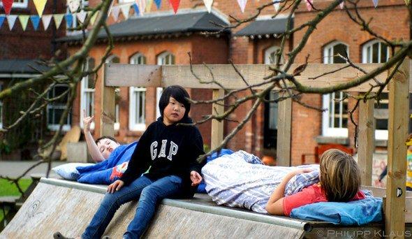 Фильм Школа Саммерхилл (2008)