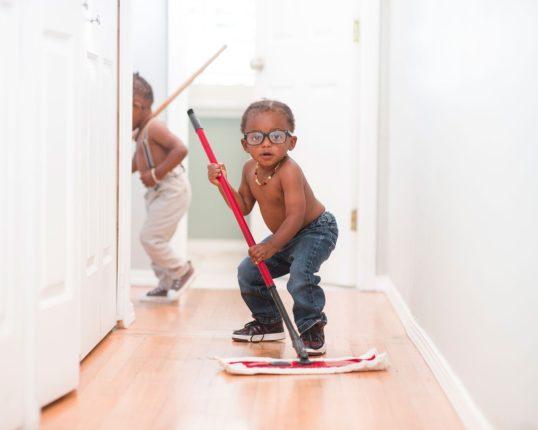 Топ-5 секретов, как содержать дом в чистоте, не тратя много времени на уборку