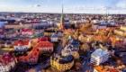 10 самых счастливых стран мира - Финляндия