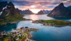 10 самых счастливых стран мира - Норвегия
