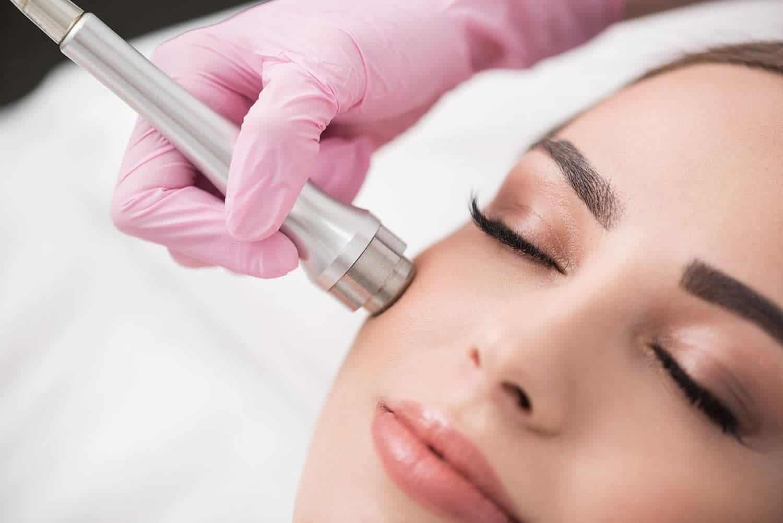 Микродермабразия для кожи