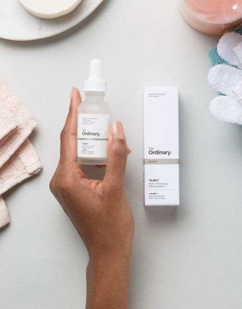 Восстанавливающая сыворотка для лица The Ordinary Buffet 30 мл