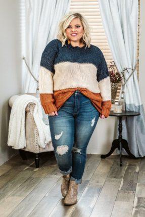 Как подобрать джинсы для полных женщин