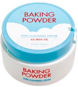Крем для очищения лица с содой Etude House Baking Powder Pore Cleansing Cream 180 мл