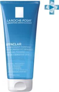 Гель-мусс La Roche-Posay Effaclar для очищения проблемной кожи