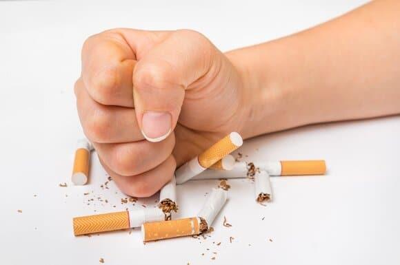 Советы - как бросить курить