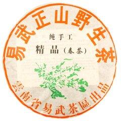 Вкус Шен пуэр - китайский чай