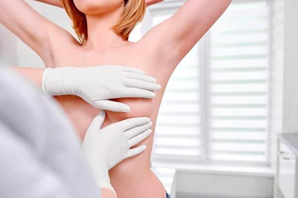 Рак молочной железы метастазы в легкие