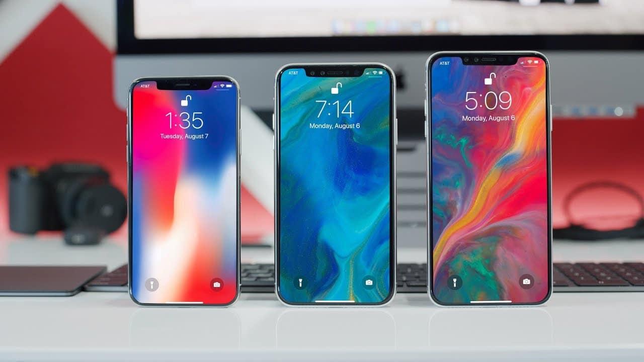 телефоны Эпл