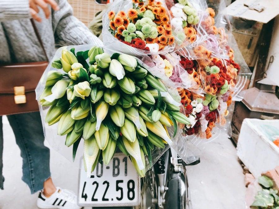Доставка цветов в подарок