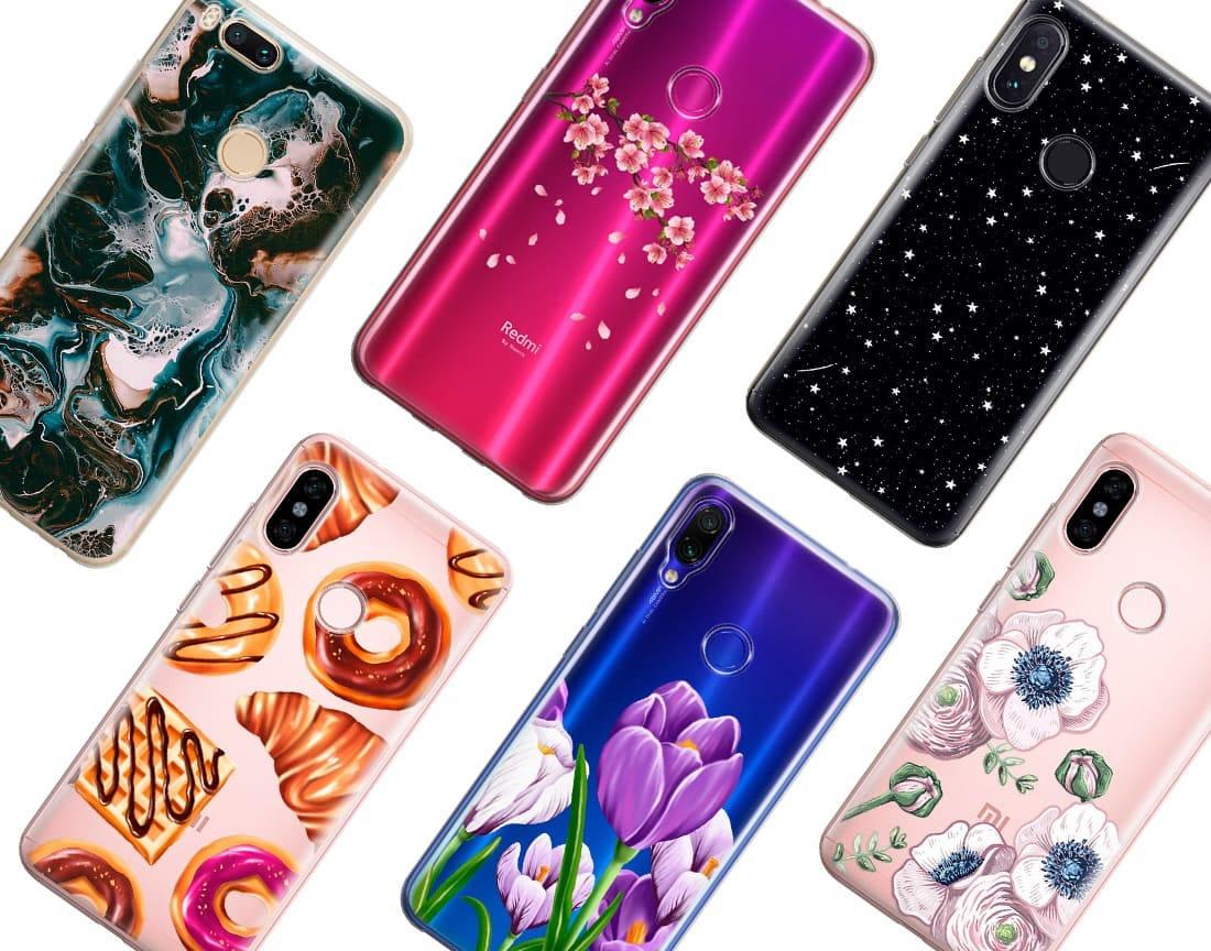 Чехлы на телефон Xiaomi - источник картинки gisolo.com