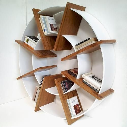 Геометрические идеи для полочек
