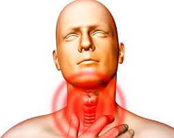 Почему болит болит горло