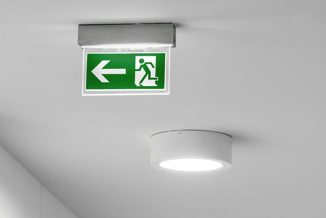 Аварийные светильники