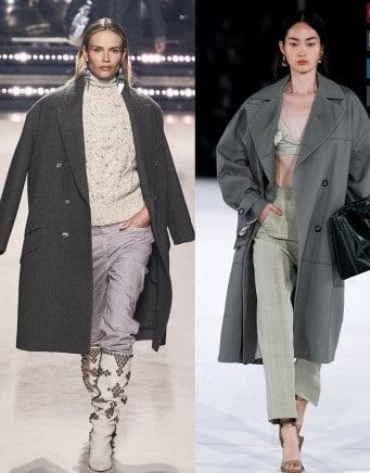 Модные пальто 2020-2021