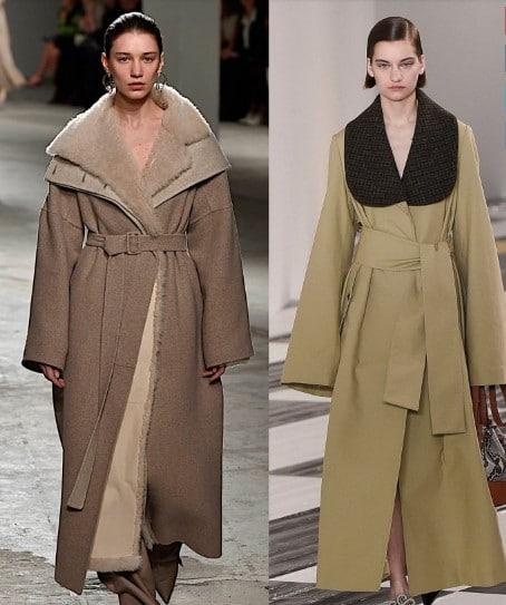 Пальто в пол - модные пальто 2020-2021
