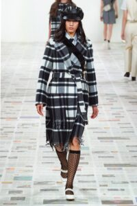 Модные пальто 2020