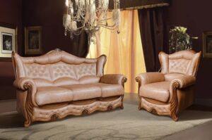 Итальянский дизайн мягкой мебели