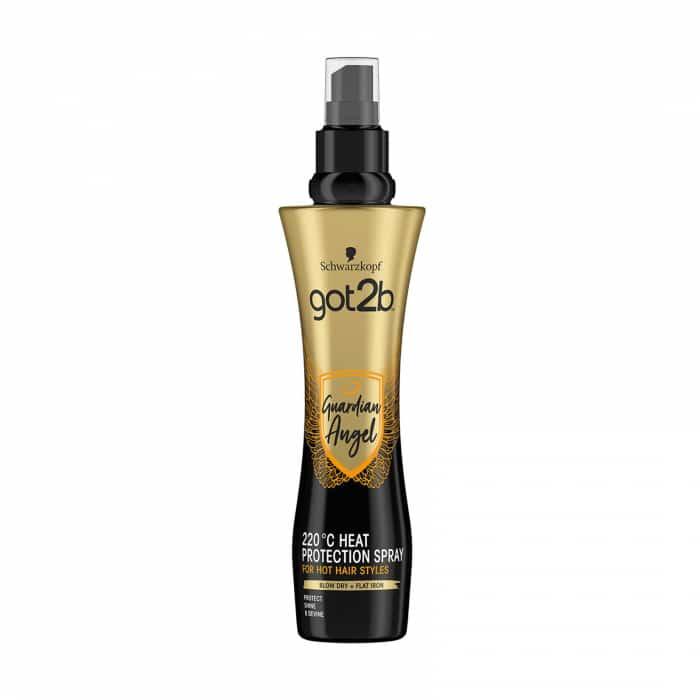 Термозащитный спрей для укладки волос got2b Guardian Angel, 200 мл