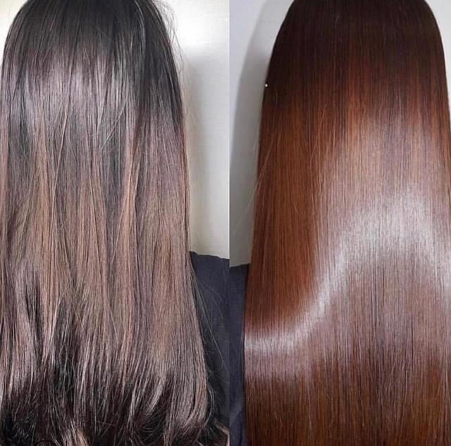 Волосы после ботокса