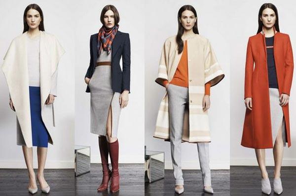 Тренды - минимализм в одежде