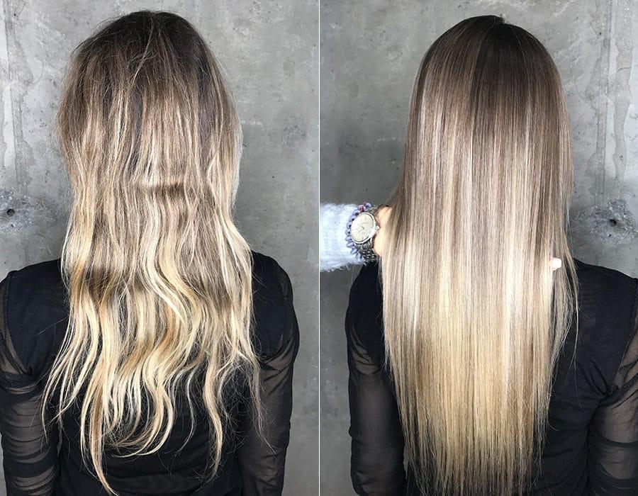 Как ухаживать за волосами после ботокса