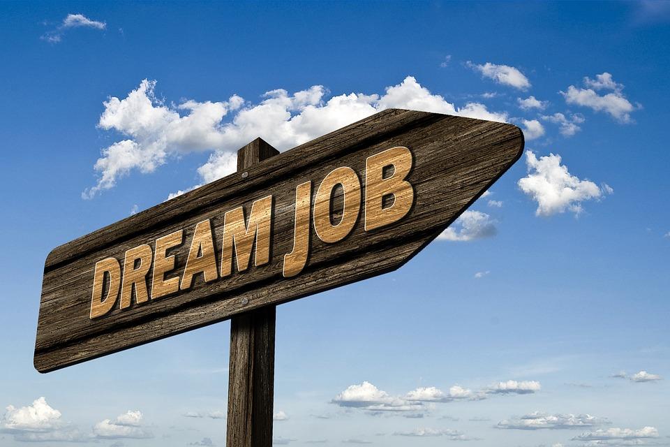 Як знайти роботу мрії