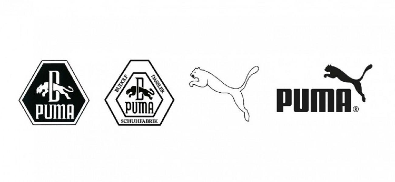 История лого Puma