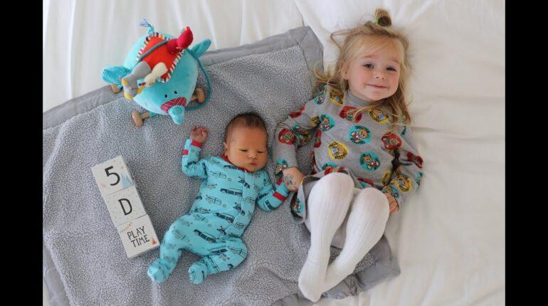 5 самых нужных вещей для малыша от 0 до 18 месяцев
