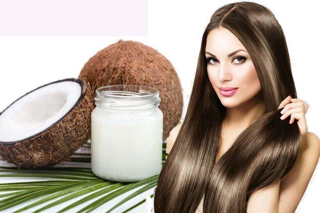 Кокосова оліядля волосся