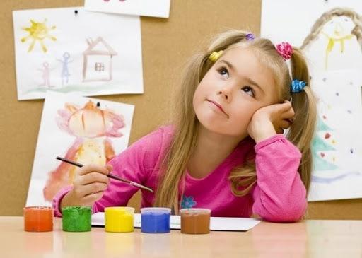 Для чого дитині малювати?
