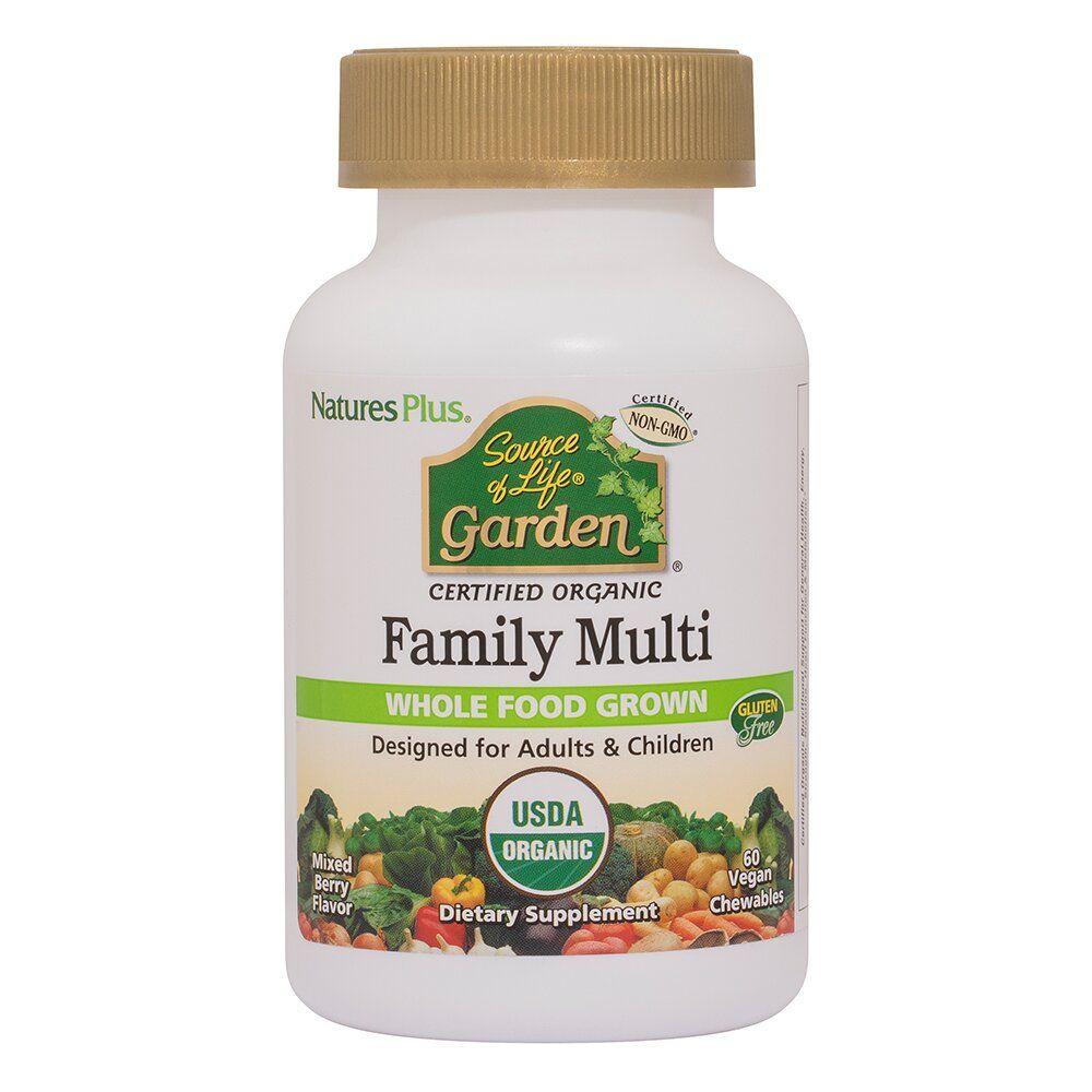 Комплексные витамины для красоты и здоровья