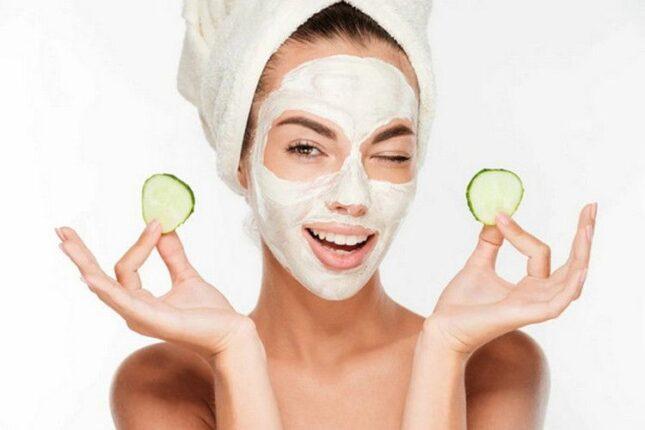 Как очистить кожу на лице