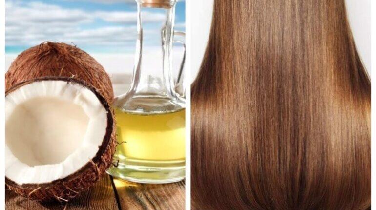 Кокосовое масло для волос: рецепты красоты